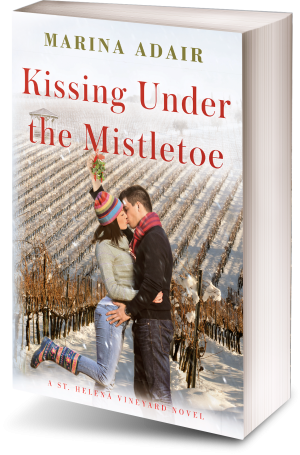 BookCover_KissingUnderTheMistletoe